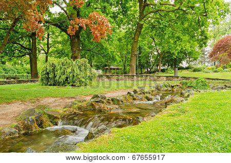 Turin (torino), Parco Del Valentino