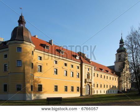 Monastery In Poland
