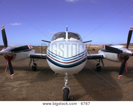 Cessna Conquest Nose