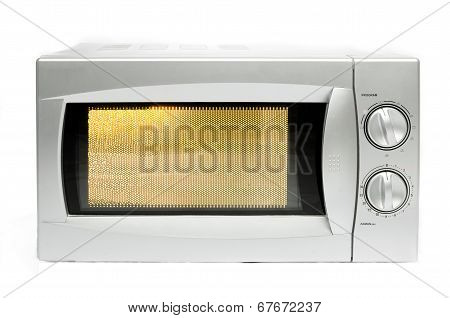 Microwave oven or microwaves