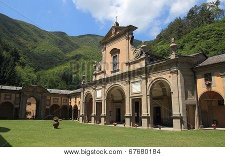 Santuario Di Bocca Di Rio