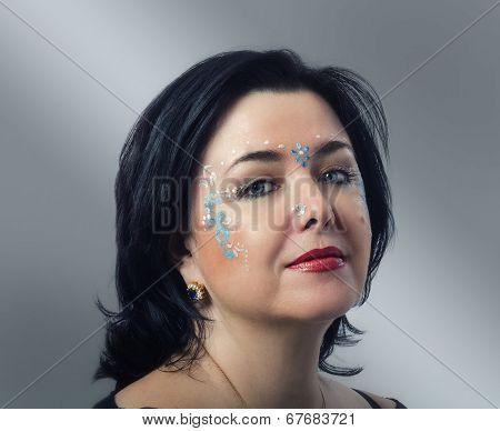 Vedic Style Facial Makeup