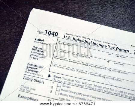 Income Tax Form 3