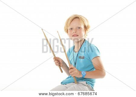 Very Young Drummer