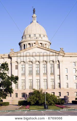 Oklahoma City - State Capitol