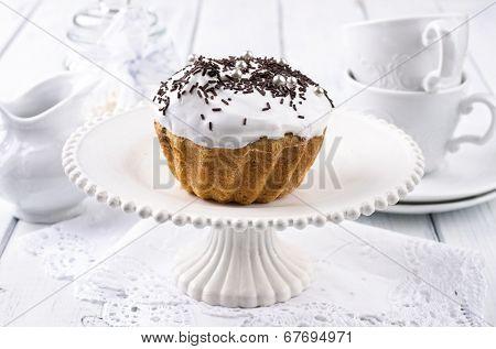 easter cake babka