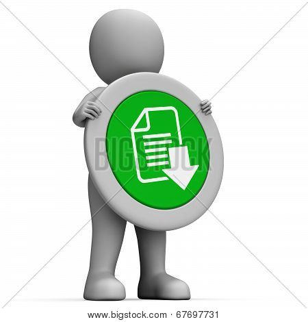 Download Documents Shows Archive File And Records