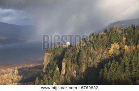 Storm In The Columbia Gorge