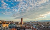 picture of torino  - Turin (Torino) panorama from the bell tower