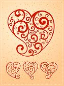 picture of soulmate  - heart symbol for various purpose and event such as valentine and wedding - JPG