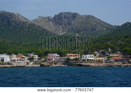 Sant Elm From Sea