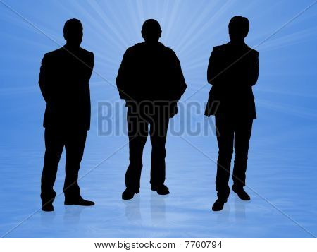 Three Men