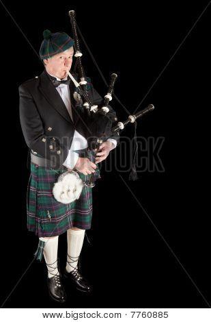 Highlander Playing