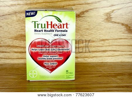 Box Of True Heart Capsules