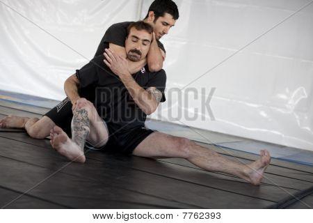 IMB Mixed Martial Arts Choke