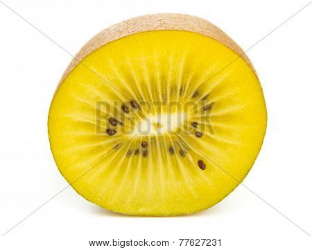 Golden Kiwifruit/ Kiwi Half