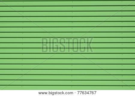 Pattern green wall.