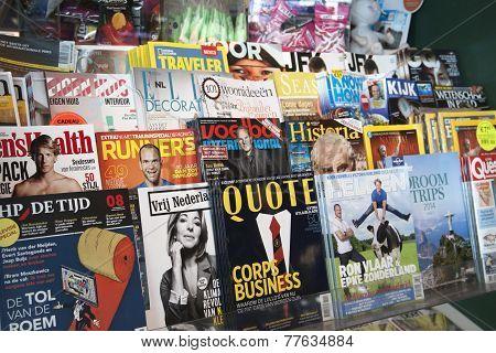 I like magazines