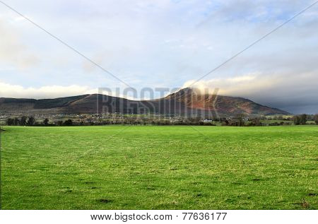Beautiful View Of Nature, Ireland