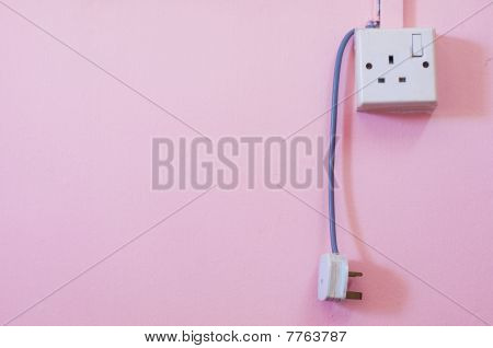 Asian Type Electrical Power Outlet