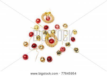 Colored Jingle Bells