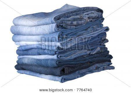 Blue Jeans-Stack