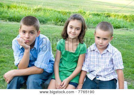 Three Bored Kids