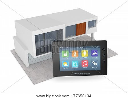 Concept Of Home Automation