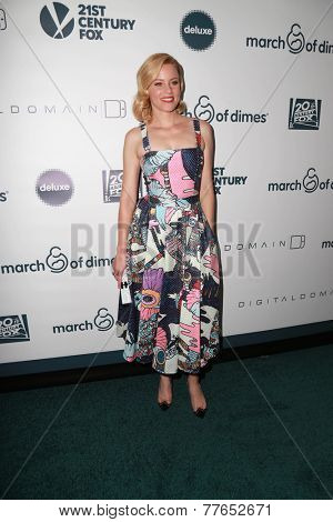 LOS ANGELES - DEC 5:  Elizabeth Banks at the March Of Dimes' Celebration Of Babies at the Beverly Wilshire Hotel on December 5, 2014 in Beverly Hills, CA