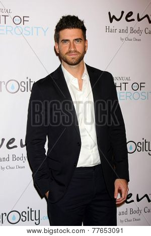 LOS ANGELES - DEC 5:  Ryan Rottman at the 6th Annual Night Of Generosity at the Beverly Wilshire Hotel on December 5, 2014 in Beverly Hills, CA