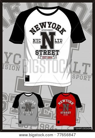 T Shirt New York
