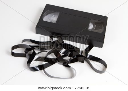 Obsolete Video Tape Cassette