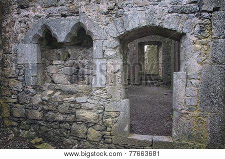 Hore Abbey in Cashel