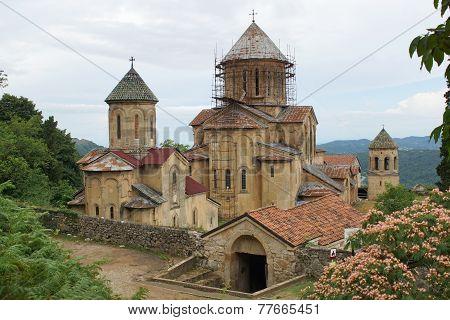 Monastery Gelati, Kutaissi, Georgia, Europe