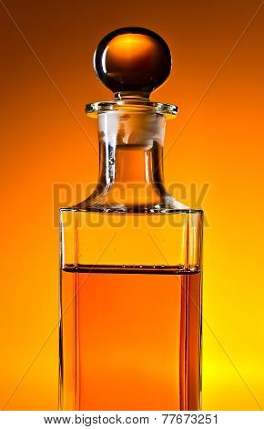 Carafe With Alcoholic Drink