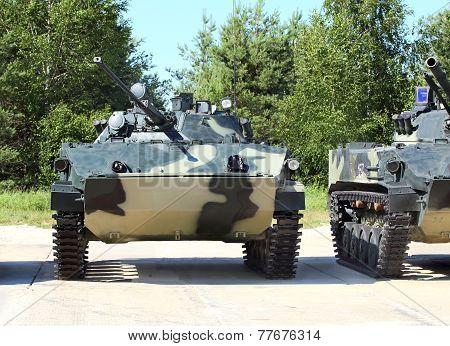Airborne Combat Vehicle