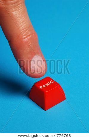 Panic Finger