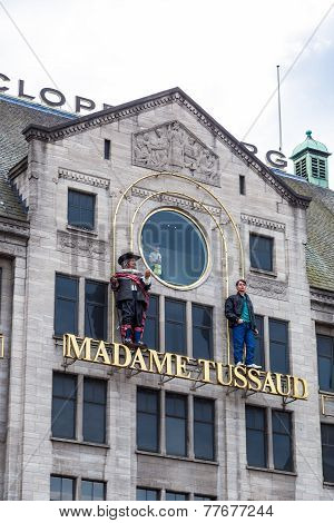 Madame Tussaud Wax Museum