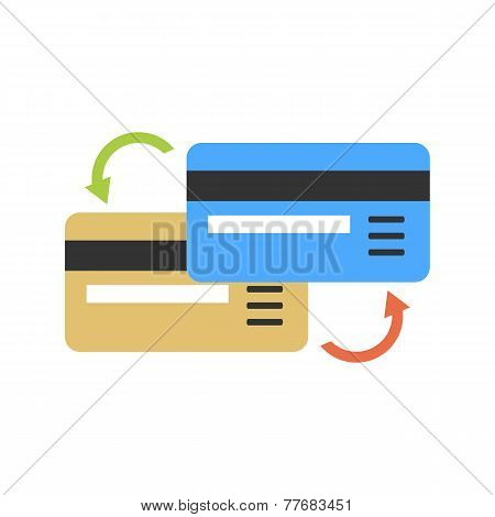 Bank transactions vector