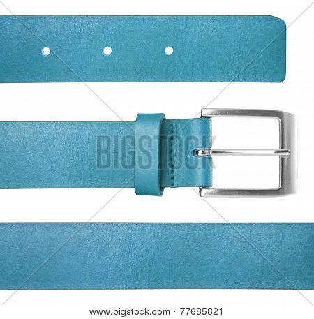 Belt Isolated on White Background