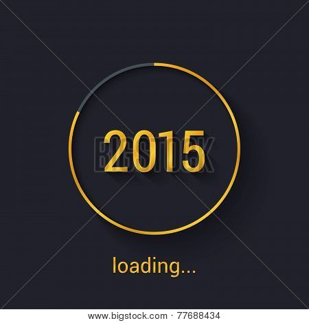 2015 Gold progress loading bad.