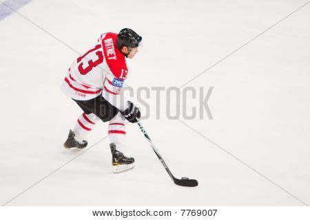 Russia Vs. Canada. 2010 World Championship
