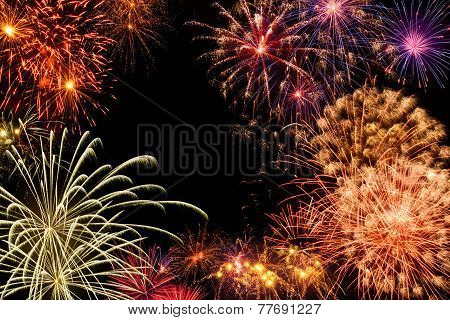 Grand Fireworks Display