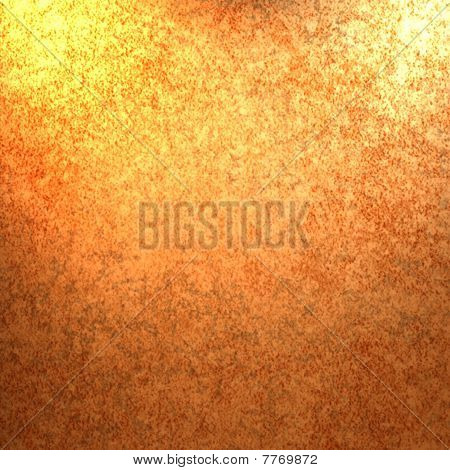 Shimmery Gold Background