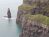 foto of cliffs moher  - Cliffs of Moher - JPG