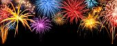 picture of firework display  - Gorgeous multi - JPG