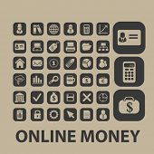 stock photo of payday  - online money - JPG