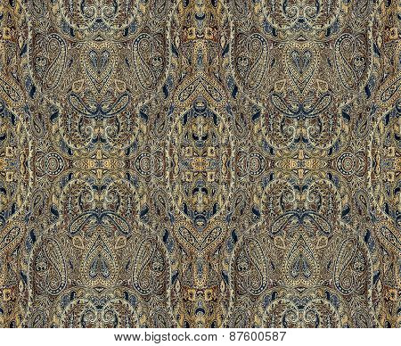 a Repeating Pattern On The Fabric, Rapport