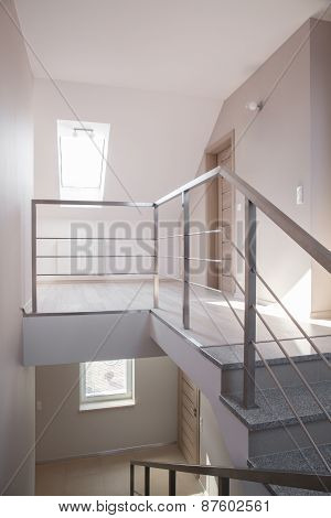 Stairs In Single-family House