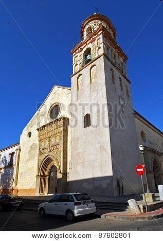 Parish Church, Sanlucar de Barrameda.